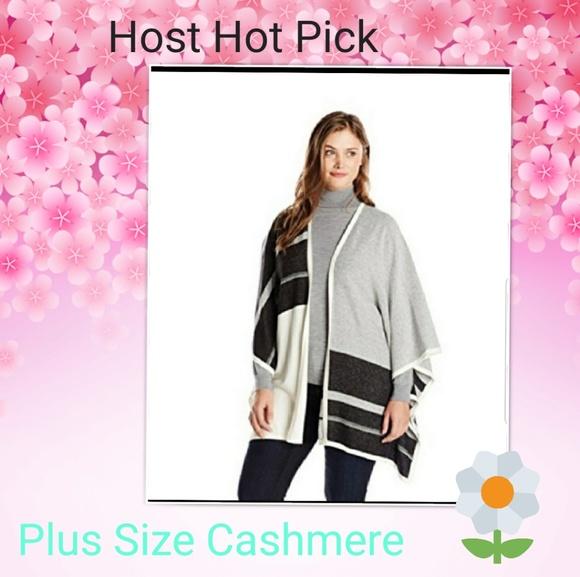 Nydj Sweaters Host Pick Cashmere Cardigan Plus Size Poshmark